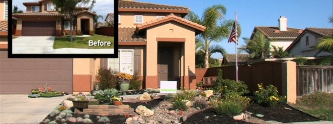 San Diego Landscaping - Drought Tolerant